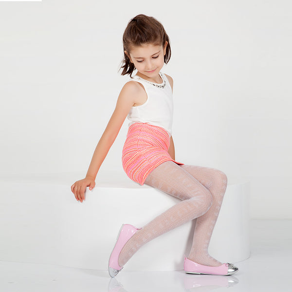 Pattern Children Pantyhose