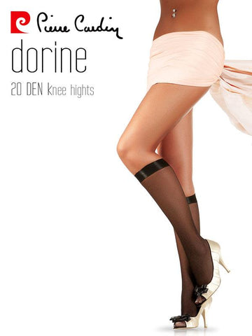 Pierre Cardin 20 Den Knee Highs