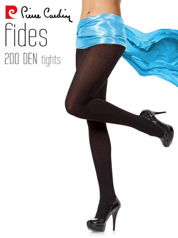 9Pierre Cardin 200 Denier Opaque Tights