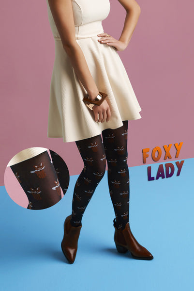 *Foxy Lady Tights by Penti
