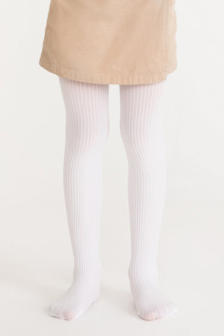Dorissa Ribbed Tights for Children