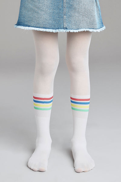 Pretty Rainbow Tights