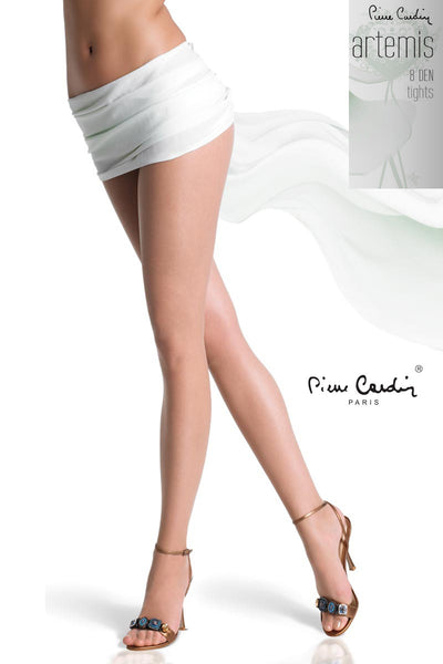 *Pierre Cardin 8 Denier Super Sheer to Waist Tights