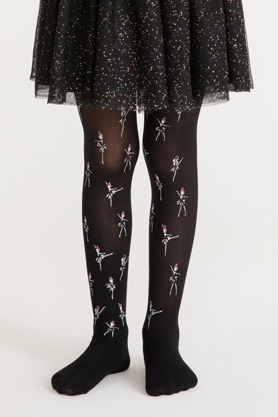 ballet show tights french