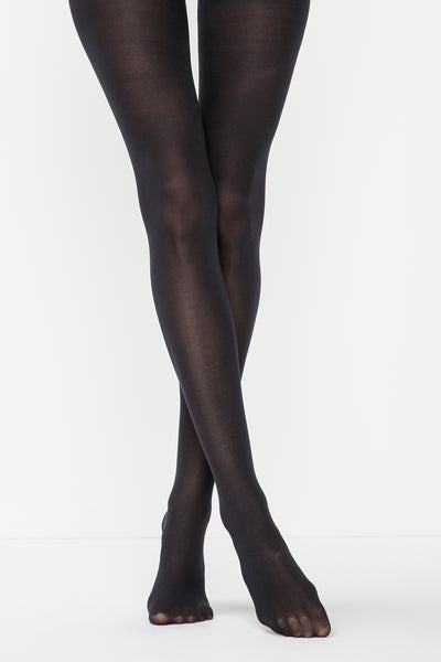 40 Den Maxi Size Opaque Tights