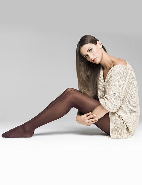 40 Den Opaque Pantyhose / Buy One Get One Free Tights