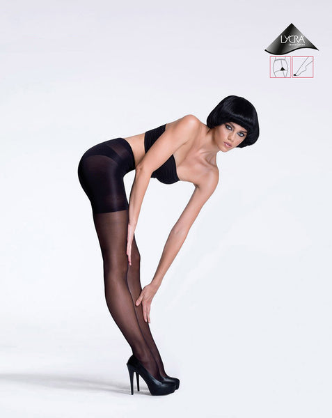 Tummy and Leg Shaping 40 Den Tights