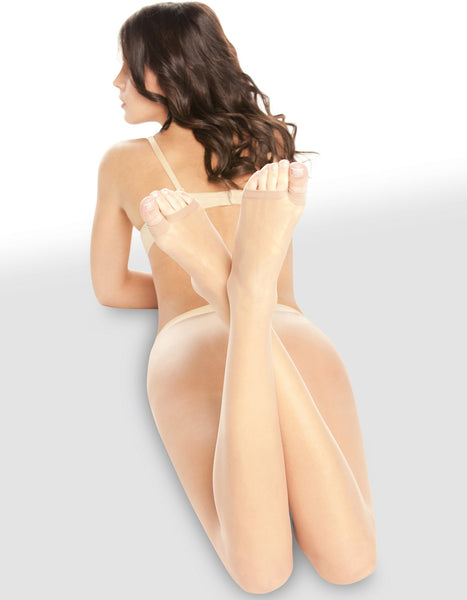 *Toeless Sheer to Waist Pantyhose