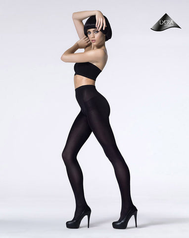 Satin 80 Den opaque Shiny Tights