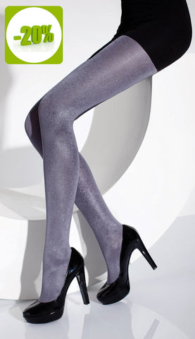 200 Den Wet Look Tights by Day Mod