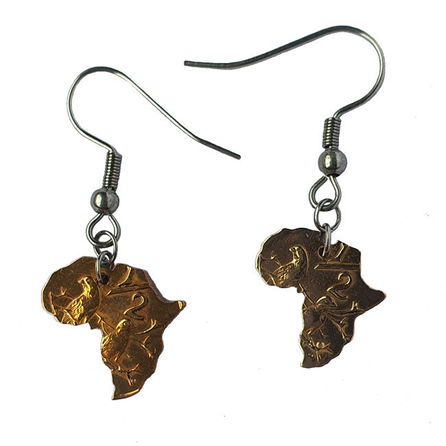 1/2 c Africa Earrings