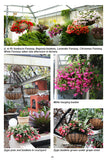 Christmas Cactus, Thanksgiving Cactus, Zygocactus and Schlumbergera  hanging baskets in eBook Growing Zygocactus by Australian expert Tony Brindley