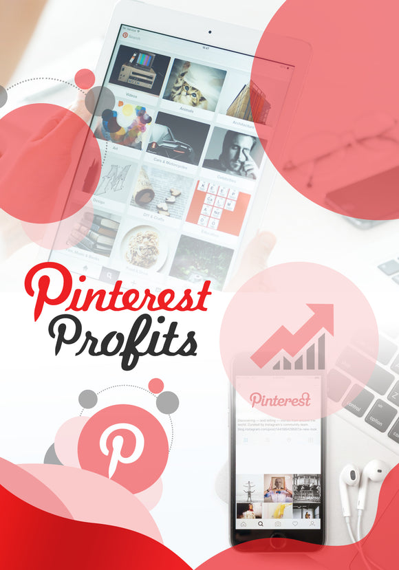 Learn how to profit from Pinterest. A small but mighty social media platform. eBook distributed by Cloud Publishing.