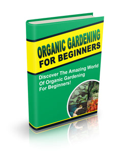 A beginners book to organic gardening.  Learn about the amazing world of organic gardening and grow your own fresh produce from garden to plate. Distributed by Cloud Publishing.