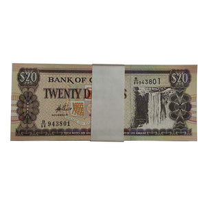50 PCS 28 Countries Lot Different Banknotes Mix World Genuine Currency Notes UNC