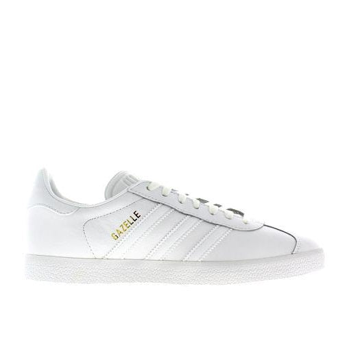 GAZELLE LEATHER BLANC