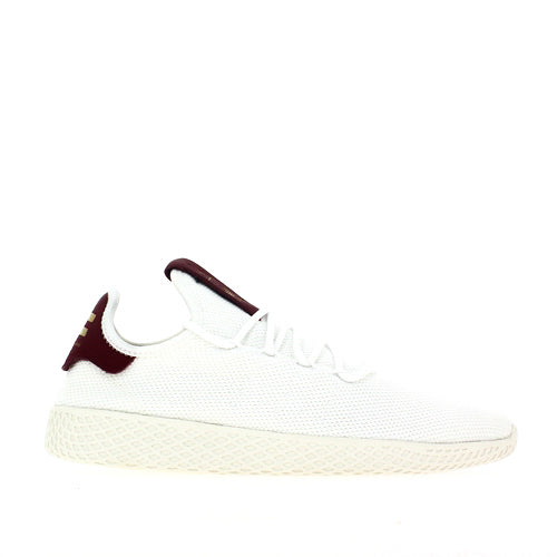 PW TENNIS HU W WHITE-BORCOL