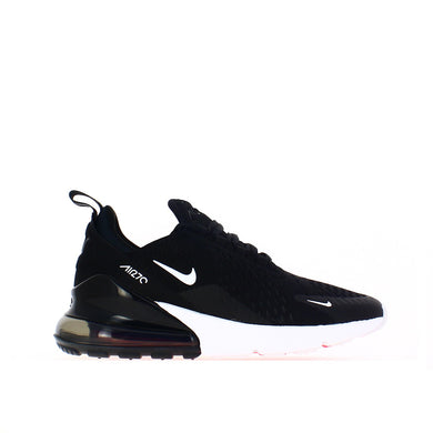 AIR MAX 270 (GS) BLACK-WHITE