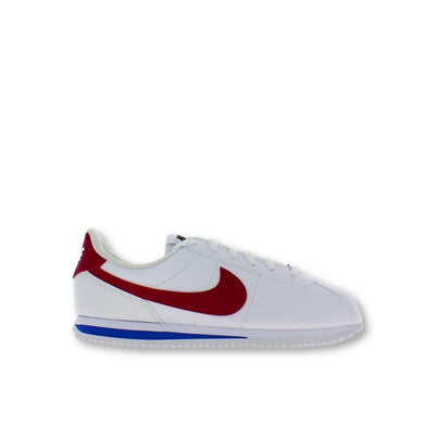 CORTEZ BASIC SL GS WHITE-RED