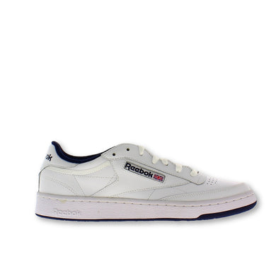 CLUB C 85 WHITE-NAVY