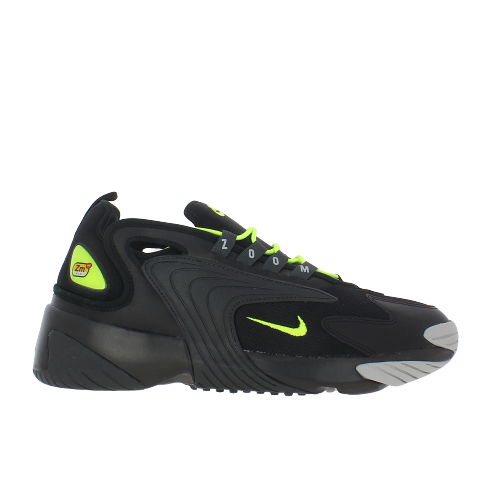 ZOOM 2K BLACK-ANTHRACITE