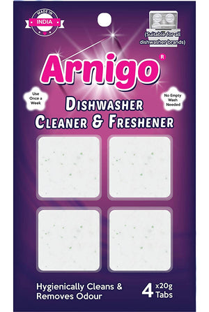 Arnigo Dishwasher Freshener & Cleaner Tablets
