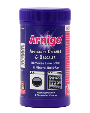 Arnigo Appliance Descaler Powder (250gm) | Washing Machine Cleaner and Dishwasher Cleaner | Cleaning and Descaling Action