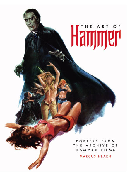 The Art of Hammer : Posters from the Archive of Hammer Films
