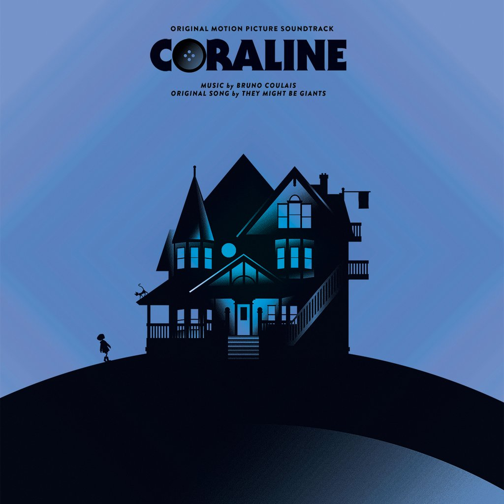 Coraline - Bande Originale de Bruno Coulais (2 x LP)