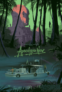 "Laurent Durieux - ""Apocalypse Now (Jungle)"" - Variante"