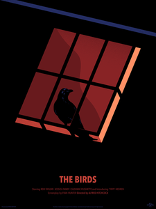 "Thomas Danthony - ""The Birds"" AP"