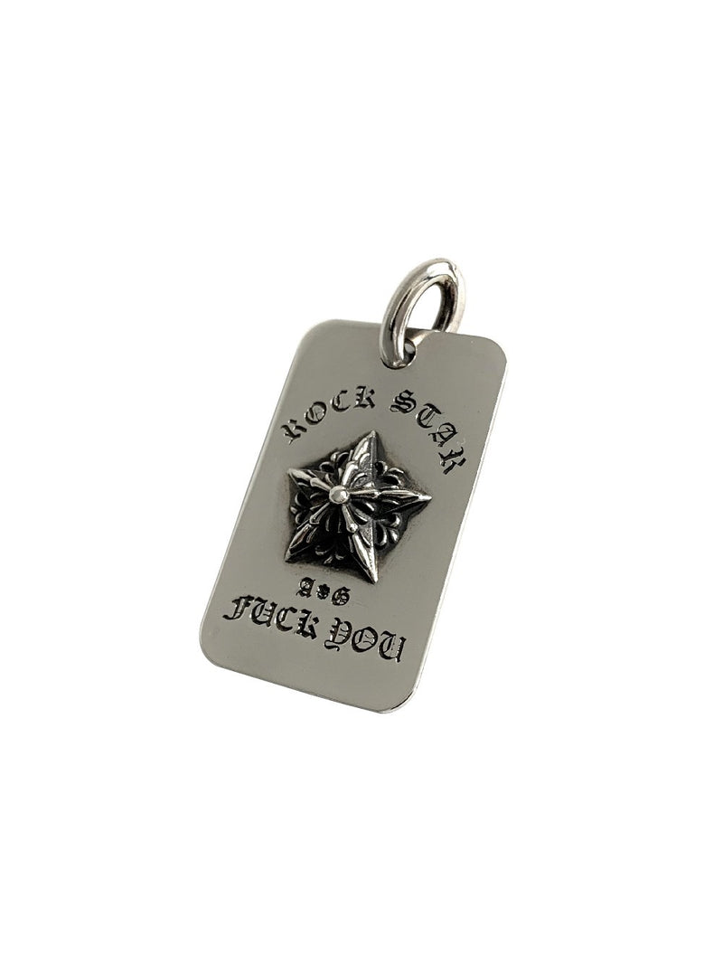 DOG TAG / STAR