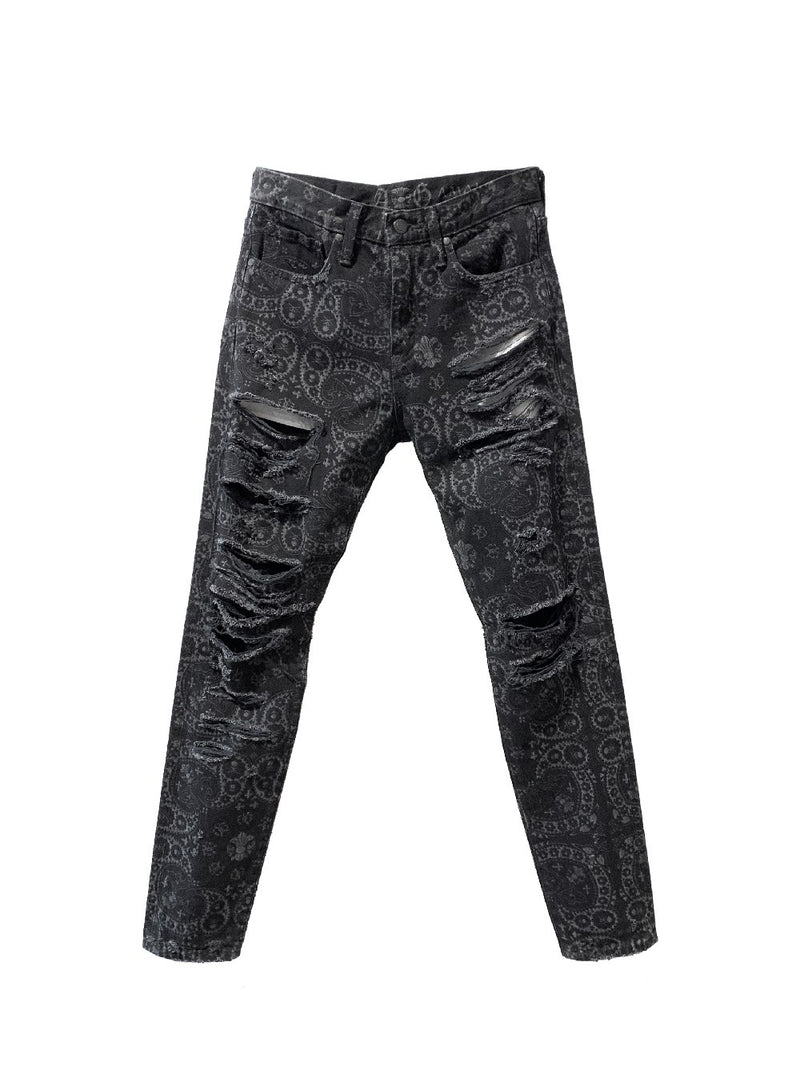 BANDANA CRASH JEANS