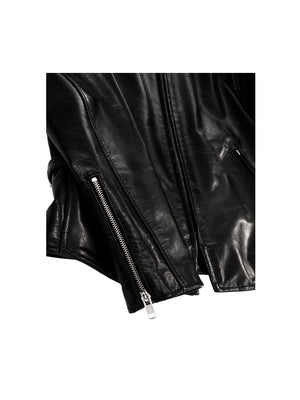 LEATHER JACKET / SINGLE