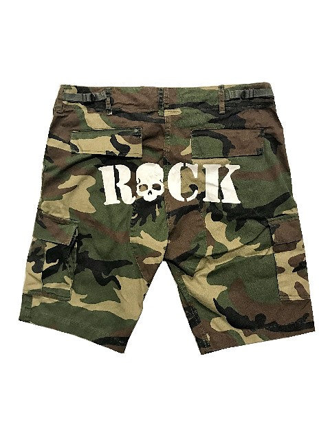 【4day's Special】ROCK SHORTS
