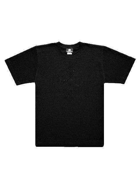 CROSS JET/SWAROVSKI T-SHIRT