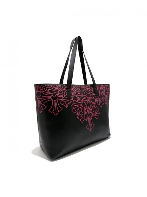 CROSS/RED TOTE BAG