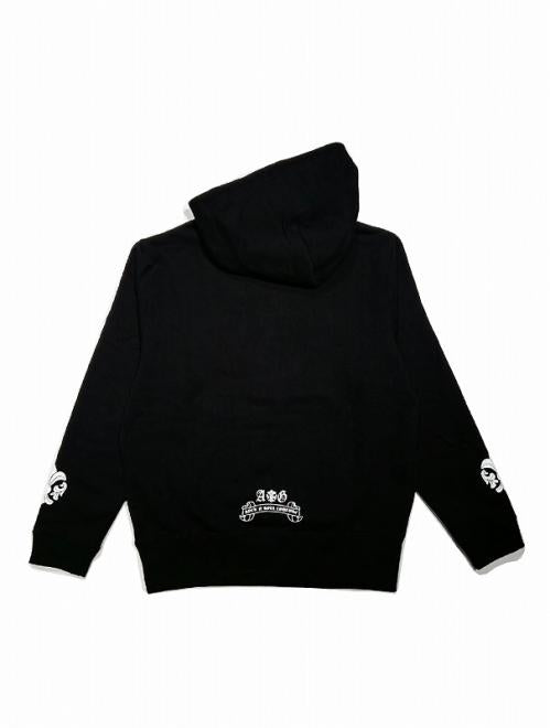 CROSS/COLOR HOODIE