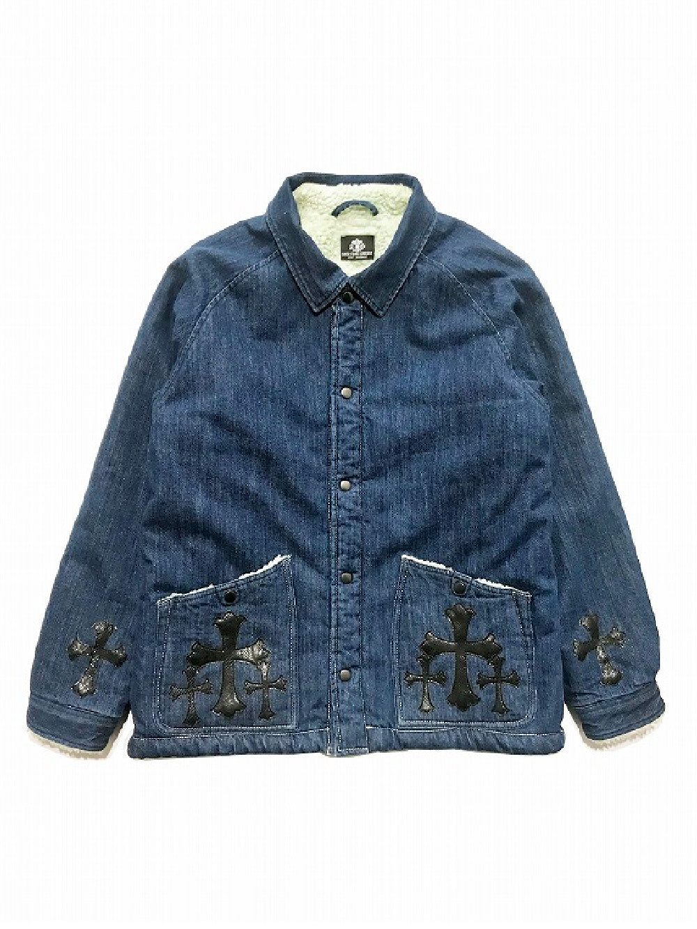 BOA JACKET / INDIGO BLUE