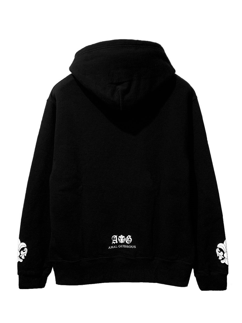 FDL PULLOVER-WHITE / JAPAN DEEP BLACK