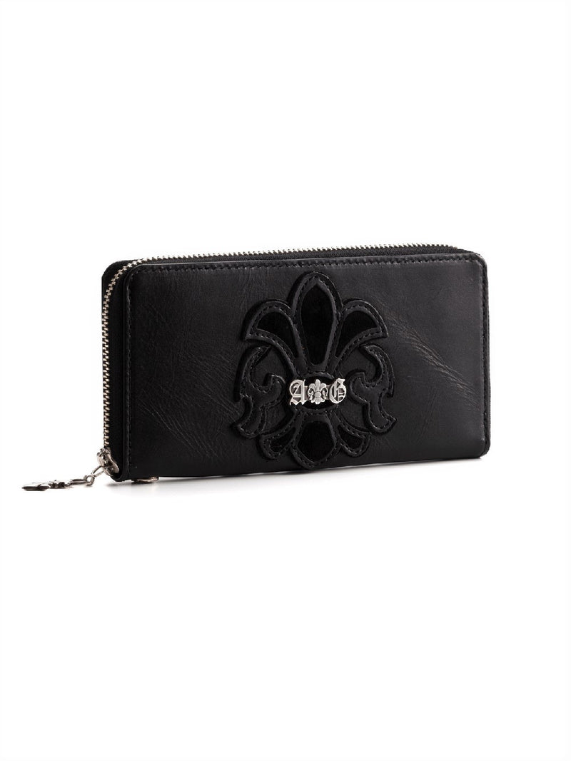 ROUND ZIPPER WALLET / FDL