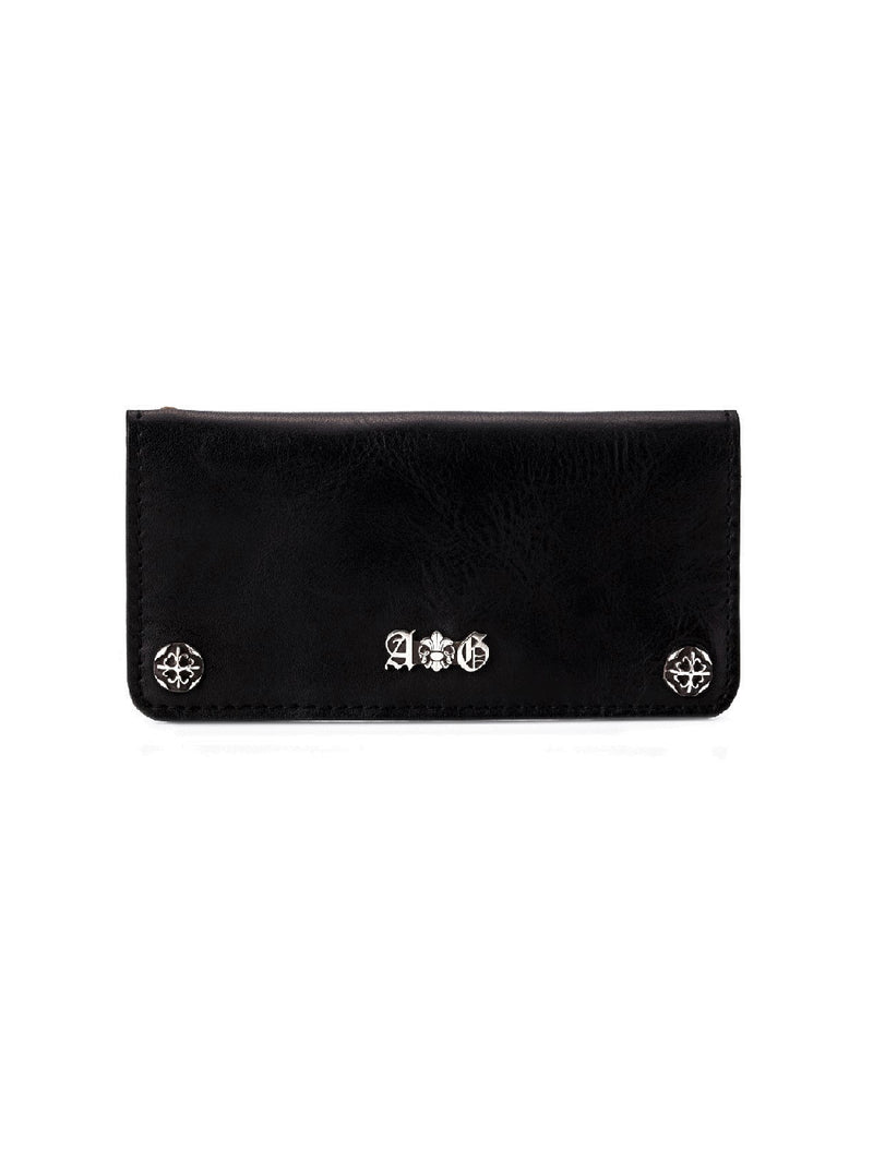 LONG WALLET / A&G LOGO