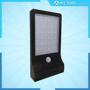 Solar Power Led Wall Light