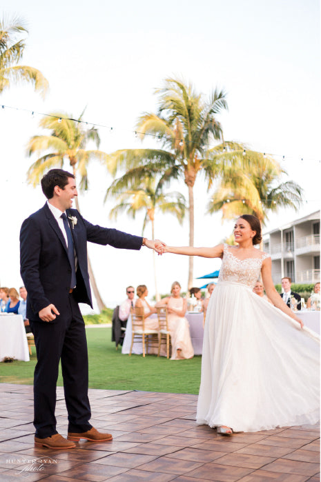 Captiva Island Wedding Reception