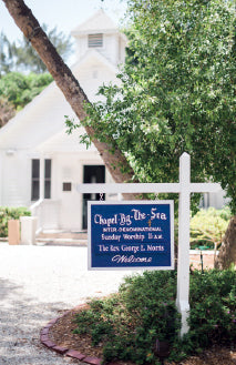 Chapel By the Sea Wedding