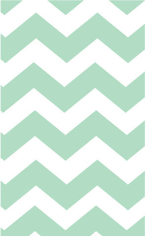 Chevron Wedding Pattern