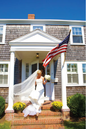 Custom Nantucket Wedding