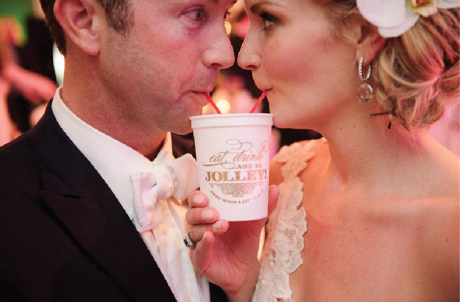 Custom Wedding Cup