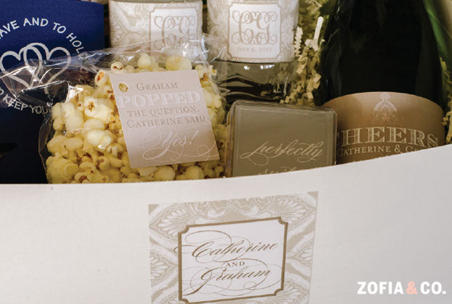 Nantucket Wedding Welcome Box