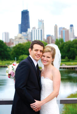Lincoln Park Wedding Pictures